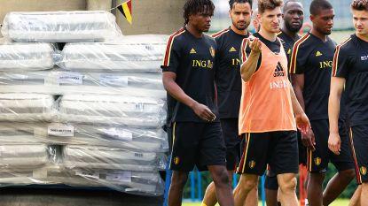 Matrasgate: deze vijf Rode Duivels gaan niet naar WK (als we matrassen mogen geloven)
