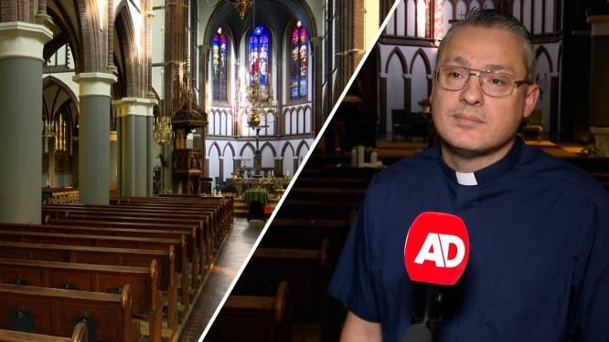 'Iedereen is welkom in de kerk, gevaccineerd of niet'