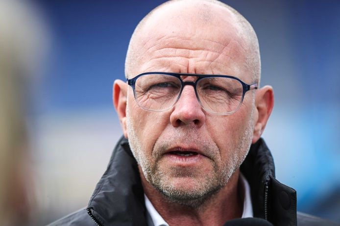 Willem II-coach Fred Grim.