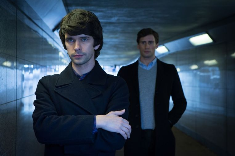 London spy Beeld WTTV Limited