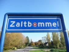 Politie heeft noodbevel op zak voor Zaltbommel