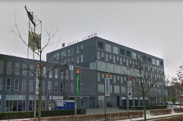 Hotel Lumen bij het stadion van PEC Zwolle is een van de grote hotels in Zwolle