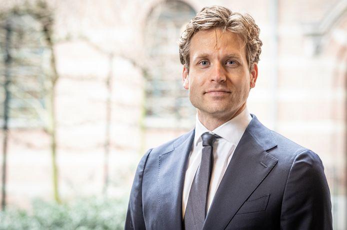 VVD-wethouder en loco-burgemeester Vincent Karremans.