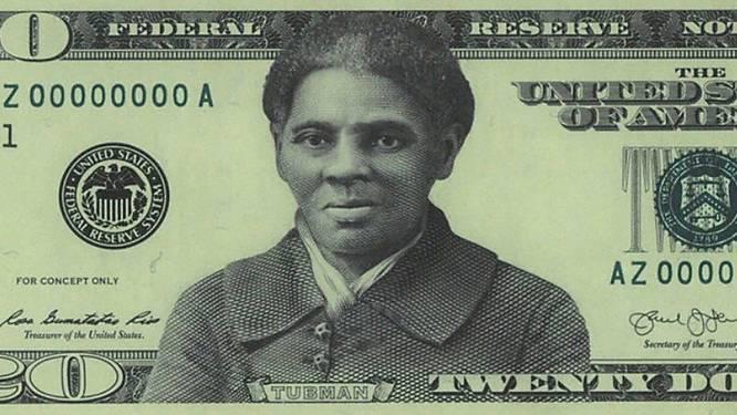 Zwarte vrouw die tegen slavernij streed binnenkort op briefje van 20 dollar