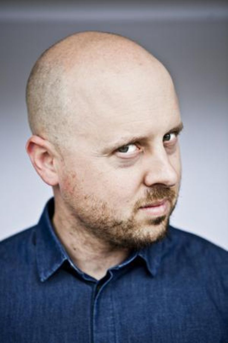 Pieter Baert. Beeld Tom Verbruggen