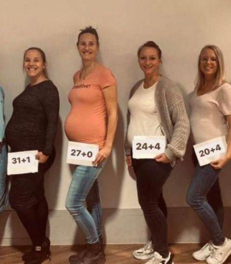 Babyboom op kraamafdeling Bernhoven: tien verpleegsters zwanger
