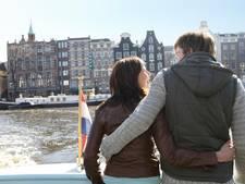 Romantisch Amsterdam wint van Rotterdam en Parijs