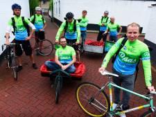 """Stadsportret Luuk van den Einden: ,,Als fietskoerier werd je vroeger soms nog uitgelachen"""""""