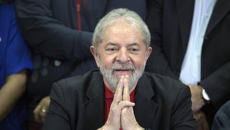 Luiz Inacio Lula da Silva Beeld epa