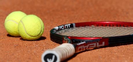 Tennissers kunnen ritme opdoen op zomers NK