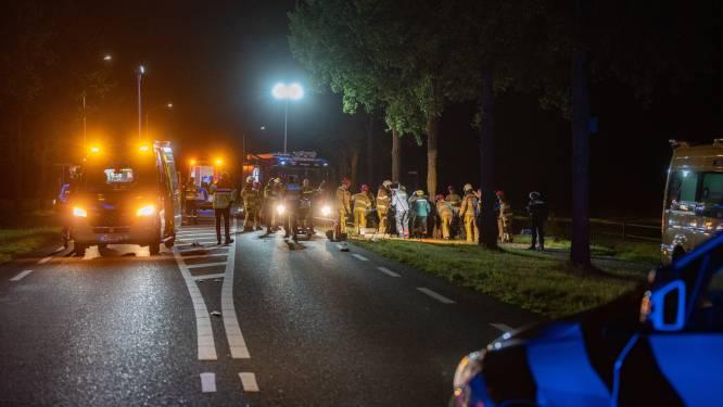 Reed bestuurder gecrashte auto Broekland zonder rijbewijs? Politie: 'We weten dat er filmpjes circuleren'