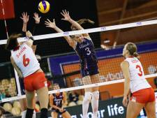 Volleybalsters Oranje in finale Super Series in Eindhoven