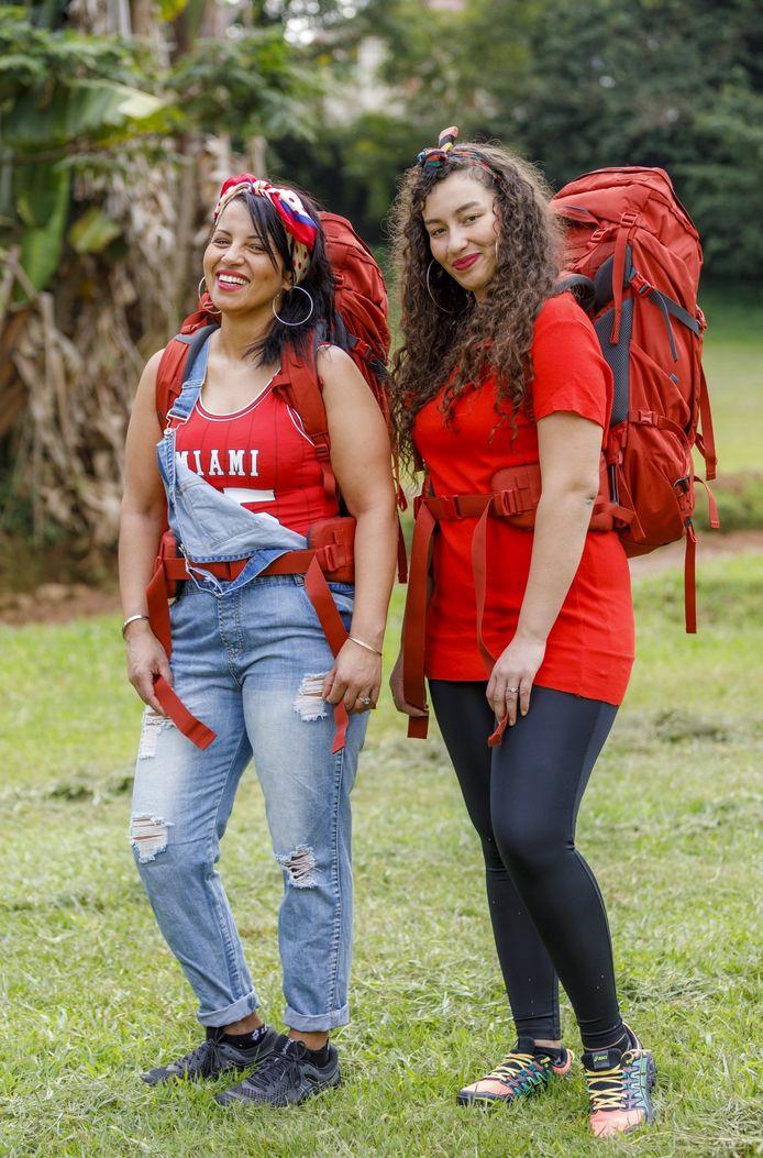 """Kaoutar et Nour ont vécu un """"Pékin Express"""" mouvementé, entre un départ victorieux en Ouganda et une fin d'aventure remplie d'obstacles en Grèce."""