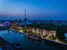 Omwonenden verzetten zich tegen plan voor nieuwe wijk bij Euromast
