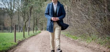 Een ommetje met burgemeester Joerie Minses: 'Wilde jaren heb ik nooit echt gekend'