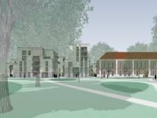 Nieuw bouwplan voor boterfabriek Voorstadslaan voor 115 huurwoningen