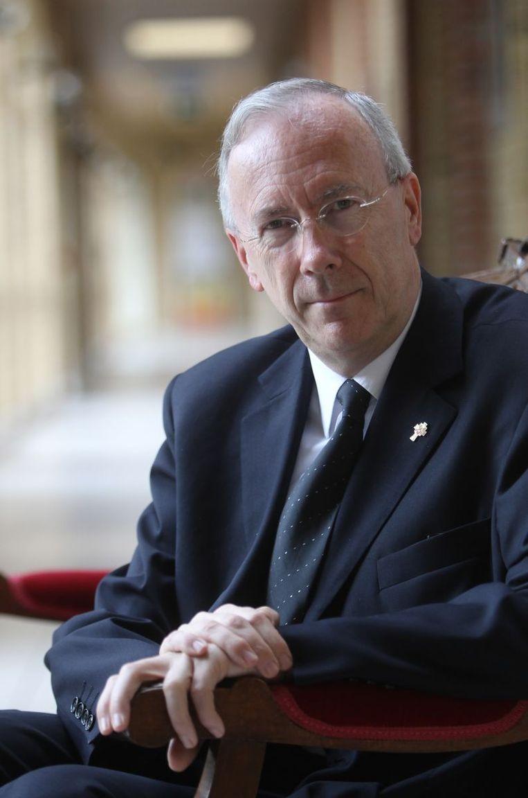 René Stockman. Beeld rv