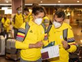 La délégation belge pour les Jeux Paralympiques s'est envolée pour Tokyo