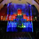 Zo zien de lichtbeelden eruit die Marcel Wierckx woensdag wil projecteren op de orgelpijpen van het Strumphlerorgel in de Eusebiuskerk.