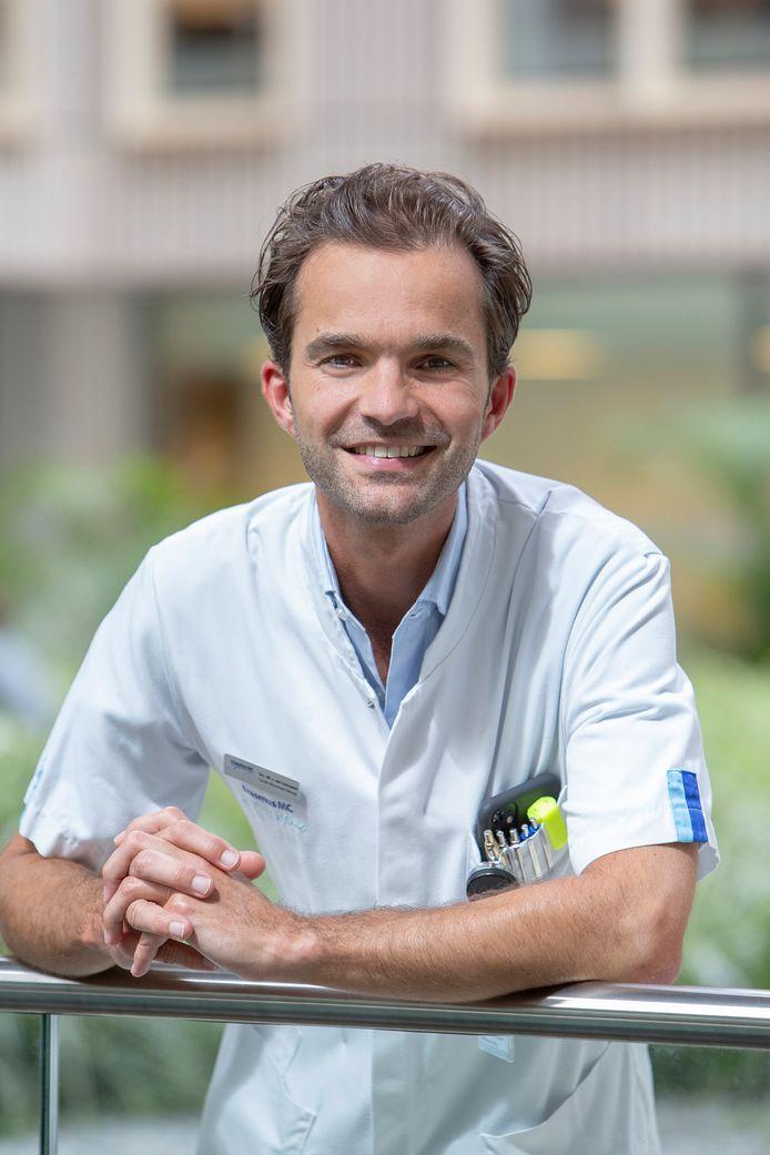 Kinderhartchirurg Wouter van Leeuwen.