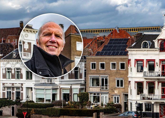 De zonnepanelen op het huis van Marco Slingerland moeten nu tóch verdwijnen.