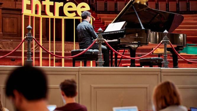 Studeren én genieten van klassieke muziek, en dat in het Concertgebouw