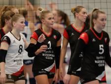 Uitslagen en verslagen volleybal: Eurosped wacht nog op eerste zege, Devoko wint Dinkelderby