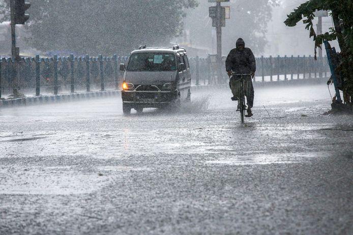 Calcutta, ce mercredi.
