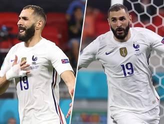 Wat is de kans? Benzema scoort tegen Portugal twee keer... op exact hetzelfde tijdstip