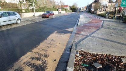 Soap rond onveilige Pottelberg blijft duren: fietssuggestiestroken vervagen
