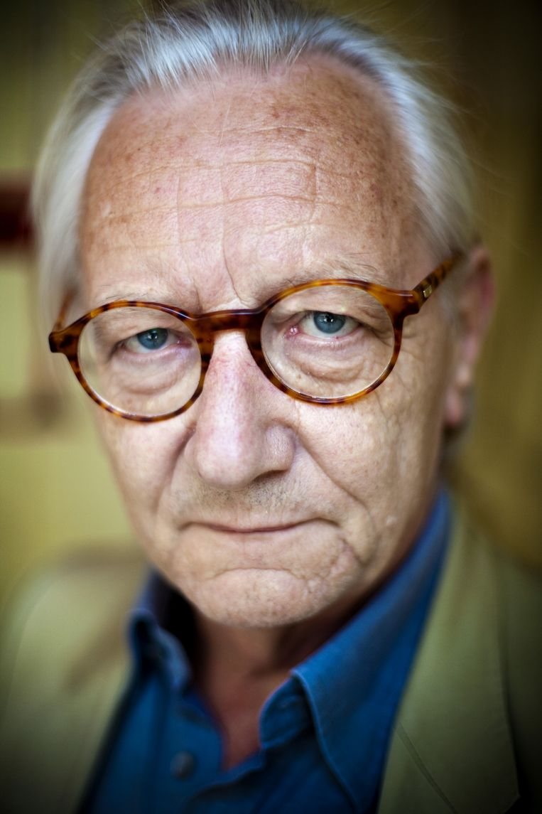Jef Lambrecht. Beeld Bob Van Mol