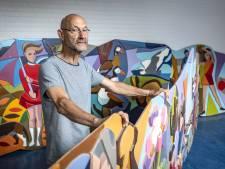 Gemaakt met gemeenschapsgeld, maar werk van Twentse kunstenaar dreigt nu vernietigd te worden