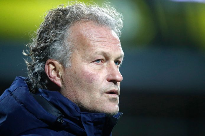 Gert Peter de Gunst meldt zich na zijn vakantie in New York 'gewoon' weer bij PEC Zwolle.