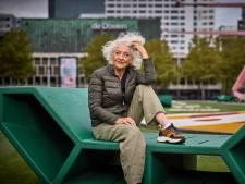 Schrijfster Nelleke Noordervliet (75) over de stad die ze verliet: 'Crooswijk! Er zullen wel yuppen gaan wonen, of niet?'