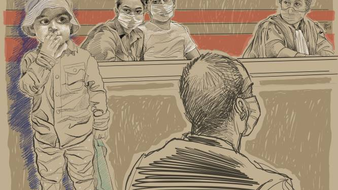 """Ouders getuigen op proces-Mawda: """"U wist dat er kinderen in het busje zaten. Waarom heeft u toch geschoten?"""""""