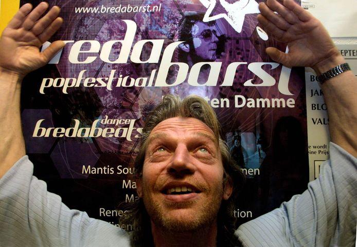 Leo van Lieshout is de initiatiefnemer van Breda Barst. In 1995 werd de eerste editie op het terrein van de Chassé-kazerne gehouden.