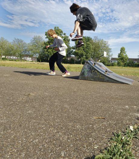 Skaten op asfalt vol scheuren is geen pretje. Maar daar komt een einde aan