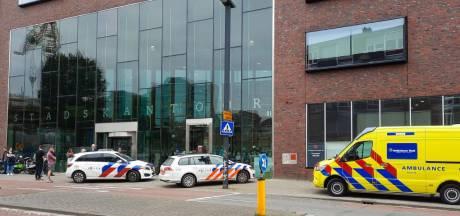 Man van incident Stadskantoor Enschede op vrije voeten, maar blijft verdachte