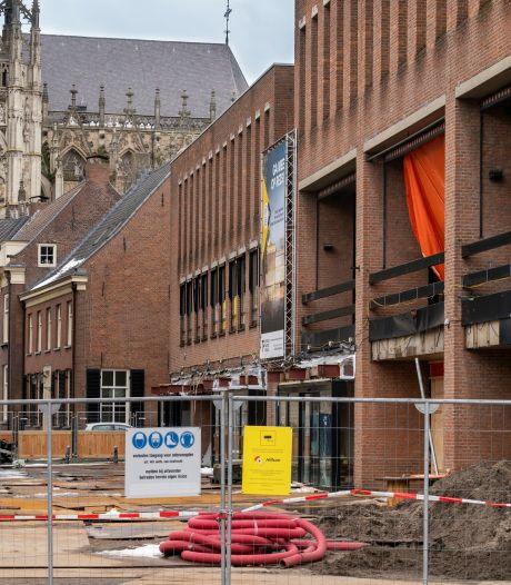 Vanaf half april sloop en nieuwbouw Theater aan de Parade, bezwaarmakers vangen bot