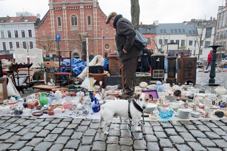 De Vlooienmarkt doet dit jaar haar intrede op de Nationale Feestdag.