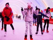 Haal de schaatsen maar uit het vet: Schaatsbaan Rotterdam gaat binnenkort weer open