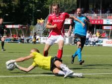 Voetbalprogramma in De Vallei