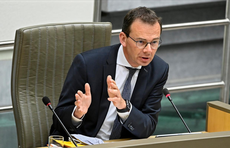 Vlaams minister van Welzijn Wouter Beke (CD&V) Beeld Photo News