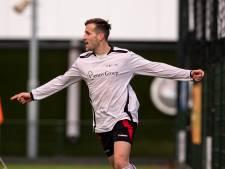 Koploper EFC brengt FC Eindhoven een gevoelige slag toe, Gijs Wuijts de matchwinner