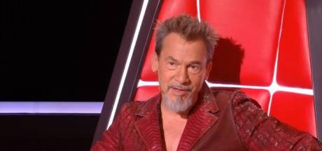 """Florent Pagny soutenu par les téléspectateurs après son coup de gueule dans """"The Voice"""""""