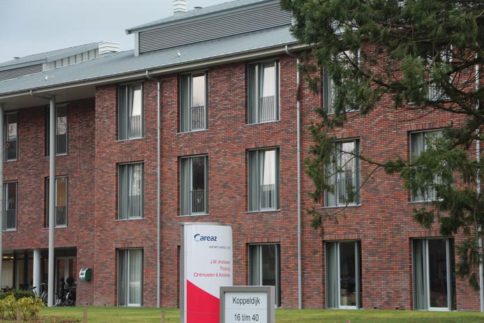 In het Andriessenhuis aan de Koppeldijk in Borculo is een buikgriepvirus uitgebroken.
