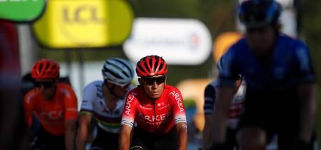 Quintana reageert op politie-inval: 'Er zijn geen dopingproducten gevonden'
