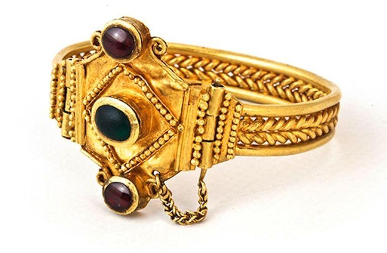 Een stuk uit de Krim-collectie van het Allard Pierson Museum Beeld Allard Pierson