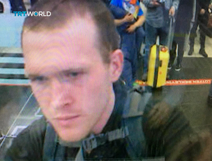 Christchurch-terrorist Oefende Op De Schietbaan Met Zijn