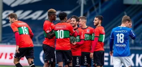 NEC naar Almelo voor bekerduel met VVV Venlo, wedstrijd tegen FC Den Bosch afgelast
